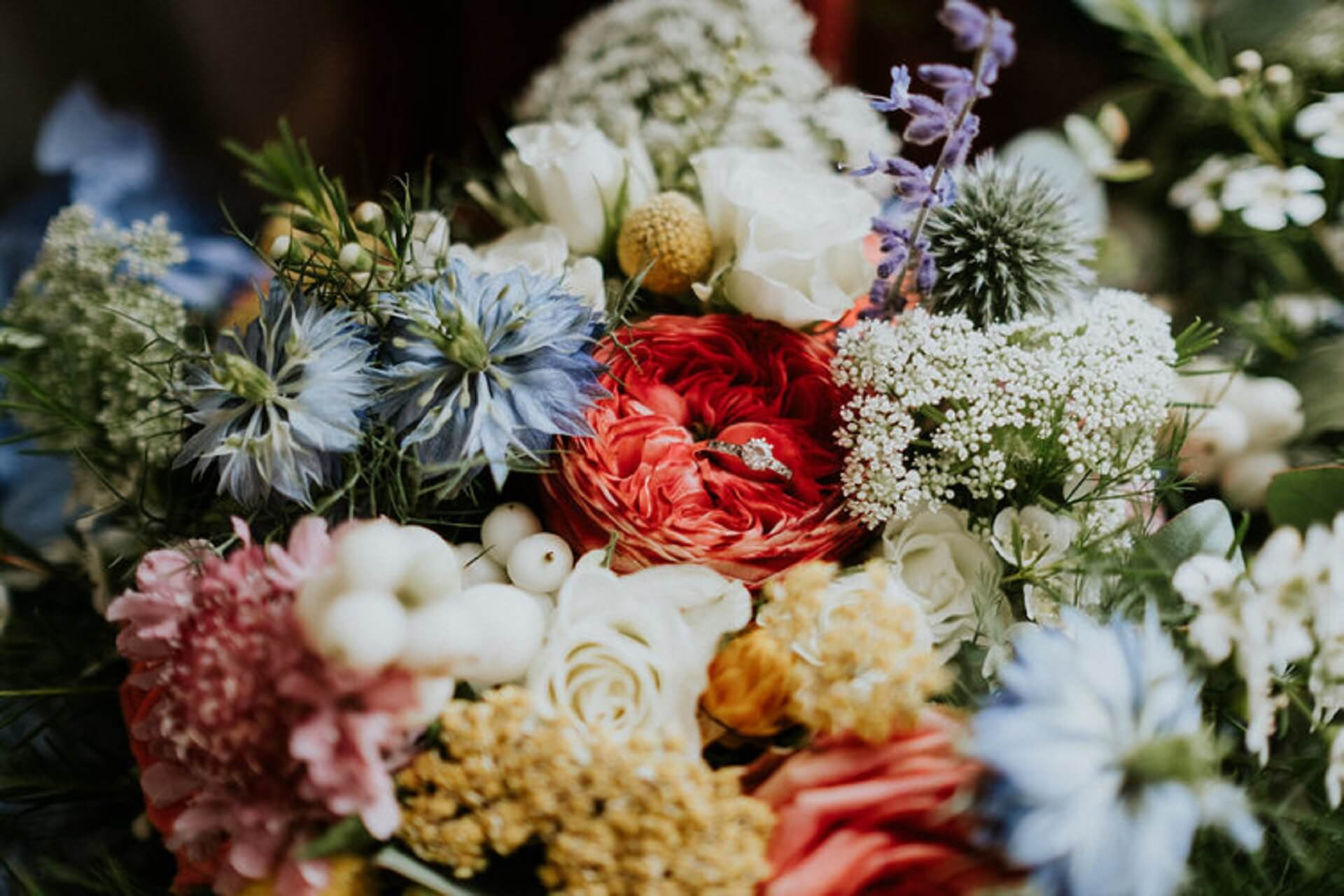 wedding- flowers - bridal -bouquet